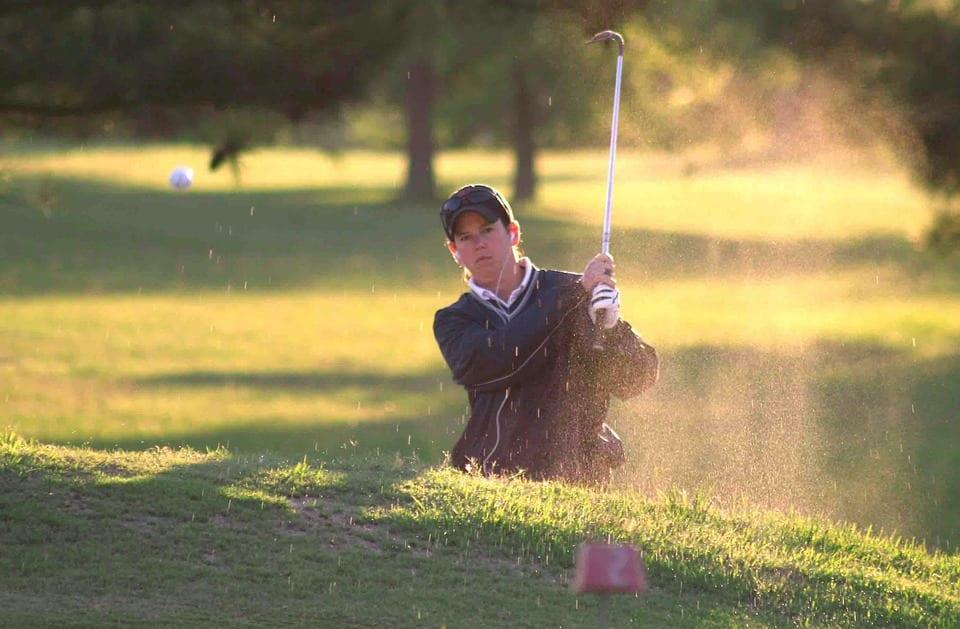 Golfer Allentown PA