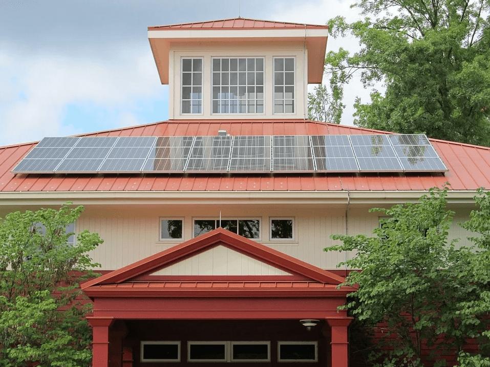 Solar Panel ESG Lehigh Valley PA