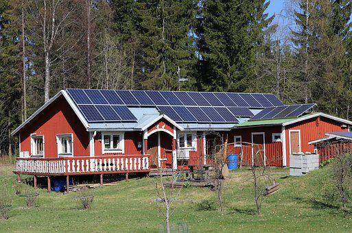 Solar Energy Home ESG Investing